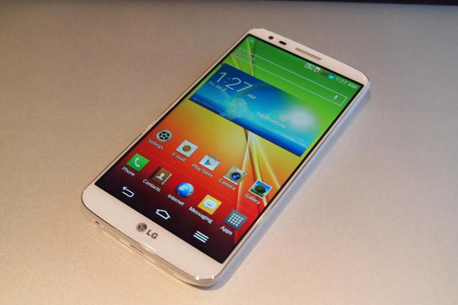 Nhận biết lỗi chân sạc ở LG G2, G3.