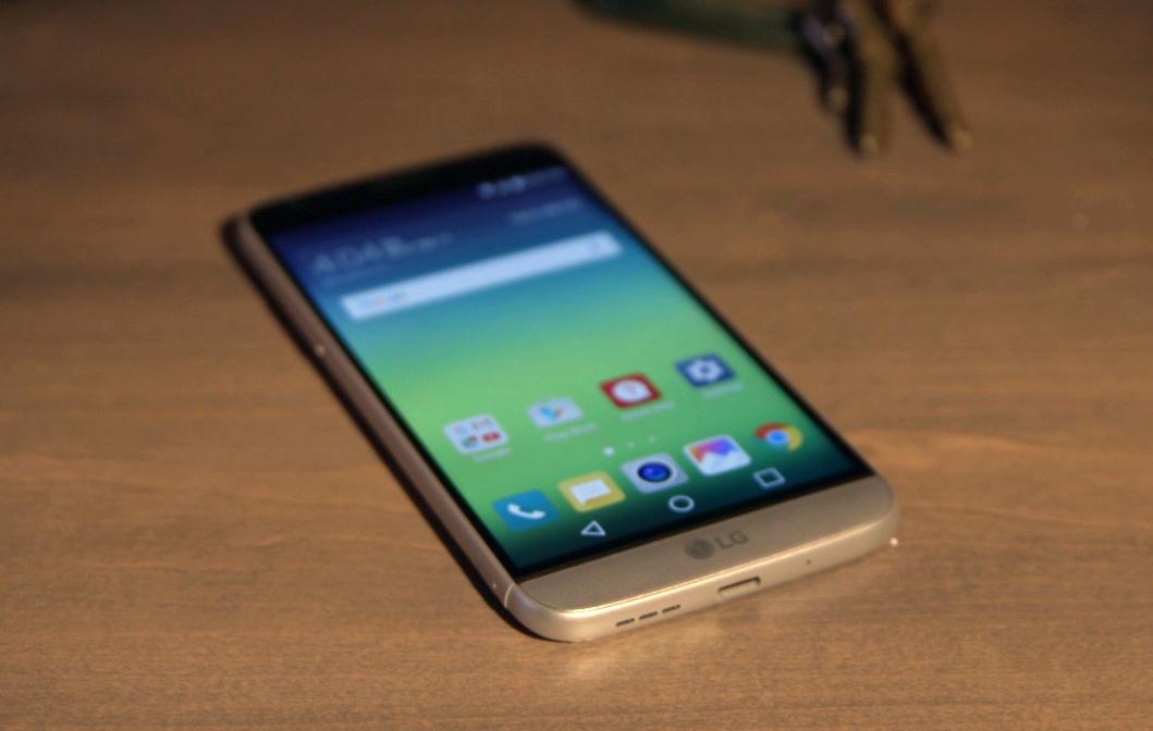 UP ROM sai cách, sai phần mềm gây lỗi chết nguồn LG G5