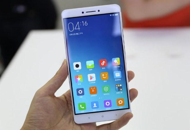 Dịch vụ thay mặt kính cảm ứng Xiaomi Mi Max