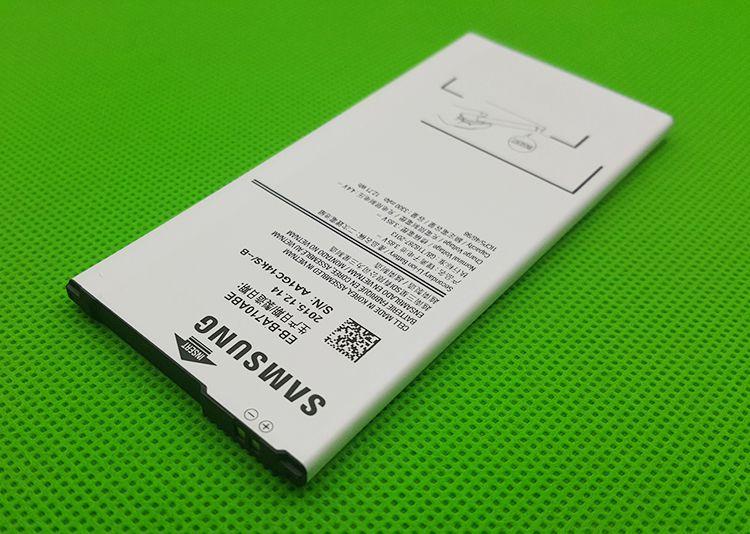 Thay pin Samsung A7 : Pin Zin, chính hãng.
