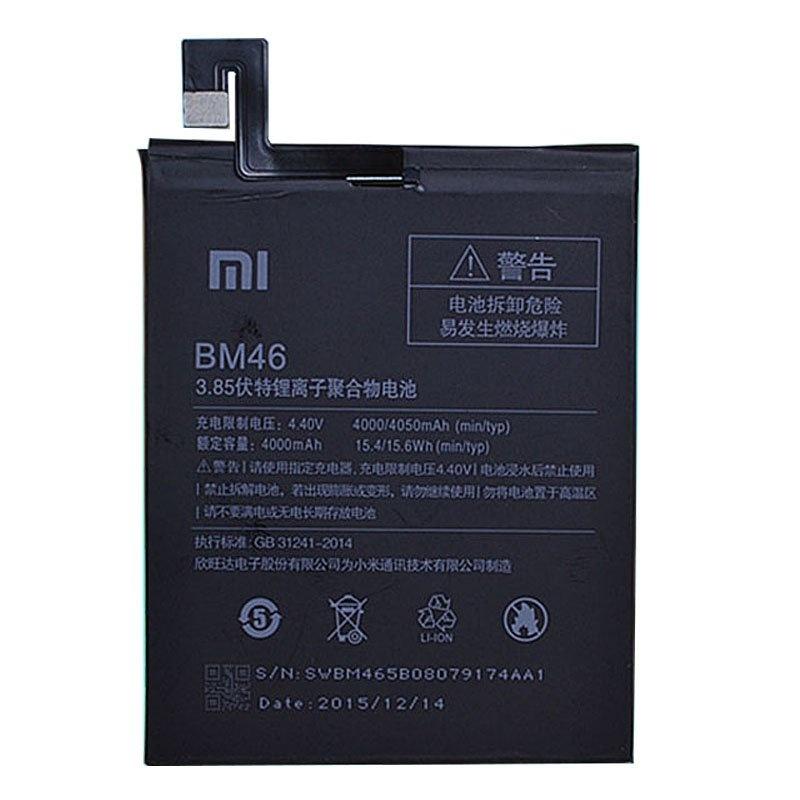 Pin Xiaomi Redmi Note 3 Pro cũng có thể là nguyên nhân gây lỗi nguồn.