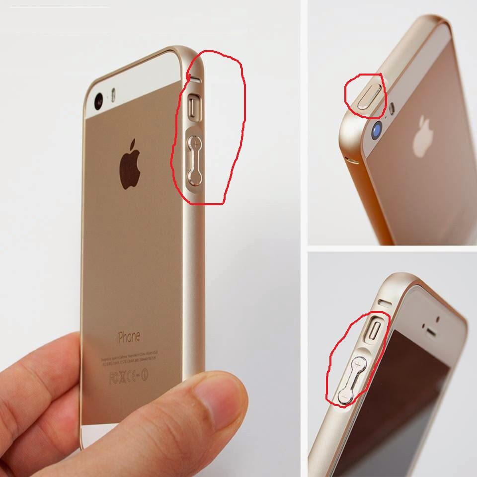 Thay nút gạt rung/ cáp rung iPhone 5S chính hãng tại Caremobile