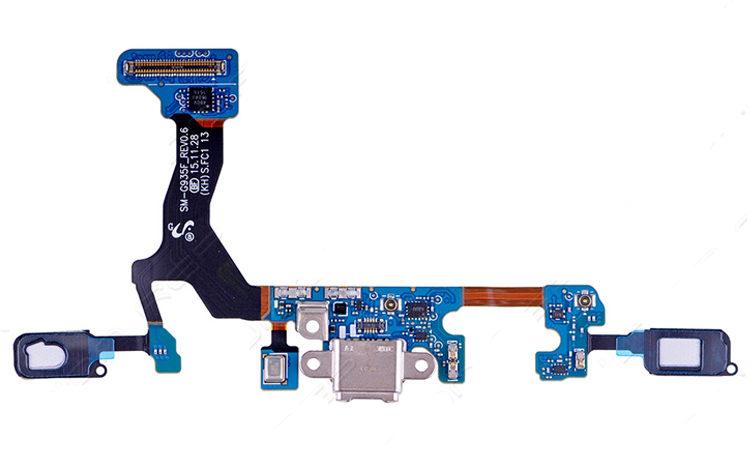 Đa số thay chân sạc Samsung S7 Edge là khắc phục được lỗi không nhận sạc
