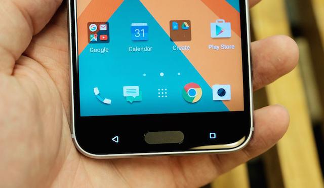Dấu hiệu chân sạc HTC 10 bị lỗi khá dễ dàng