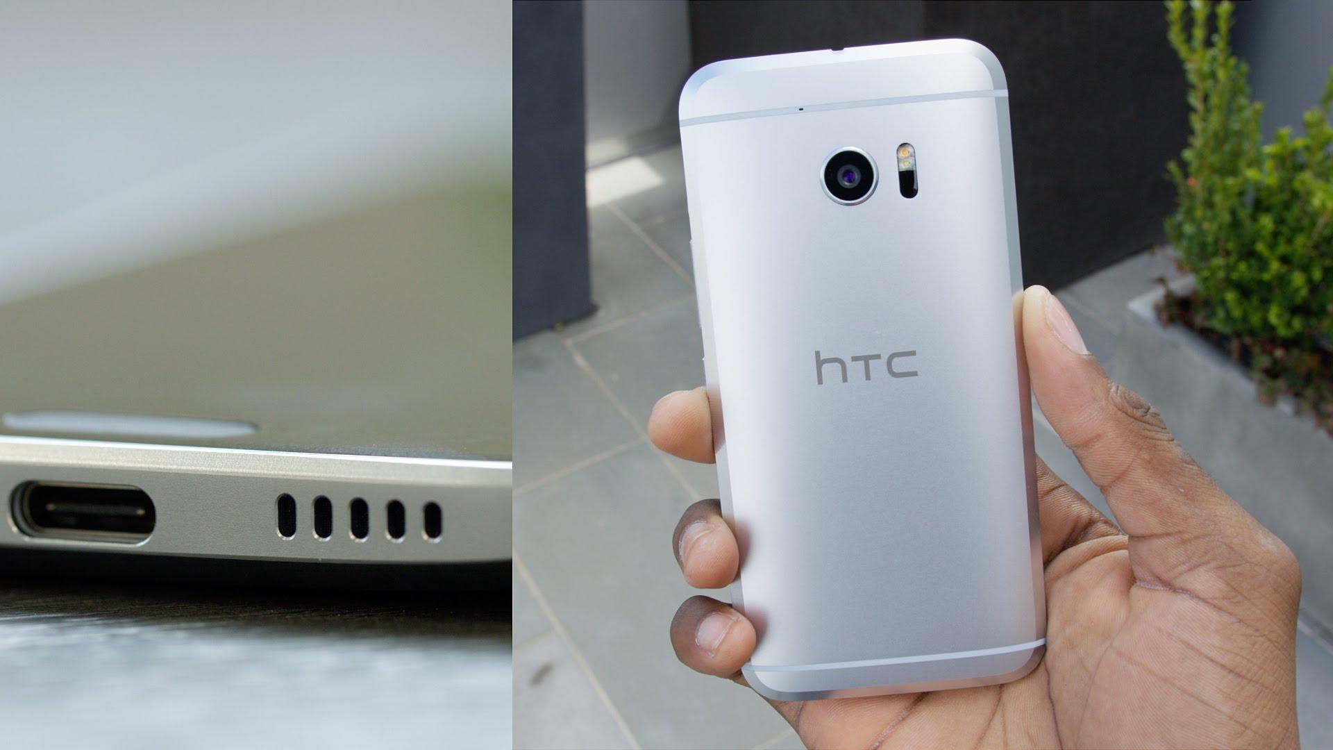 Hiện tượng HTC 10 sạc không vào pin