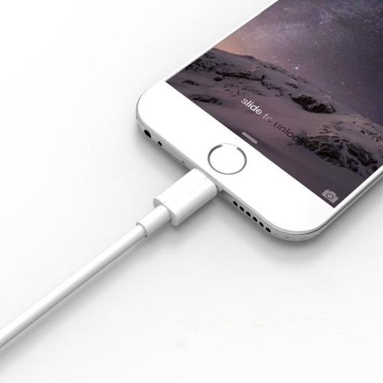 Kiểm tra cáp sạc iPhone