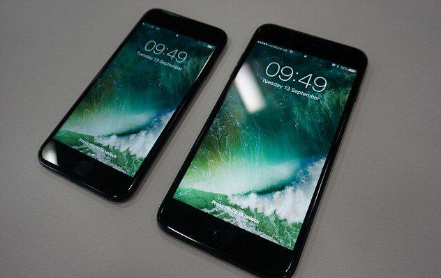 Bộ đôi iPhone 7 và 7 Plus: Trung tâm Caremobile nhận thay màn hình iPhone 7 và các model iPhone