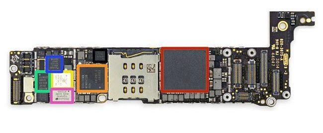 Thay IC cảm ứng iPhone 6