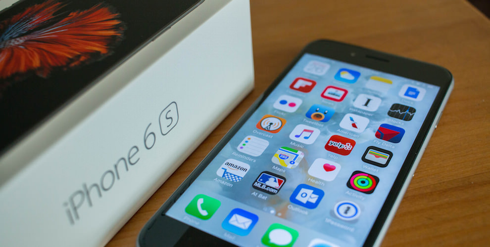 Dịch vụ thay IC sạc iPhone 6S giá rẻ, bảo hành lâu dài.
