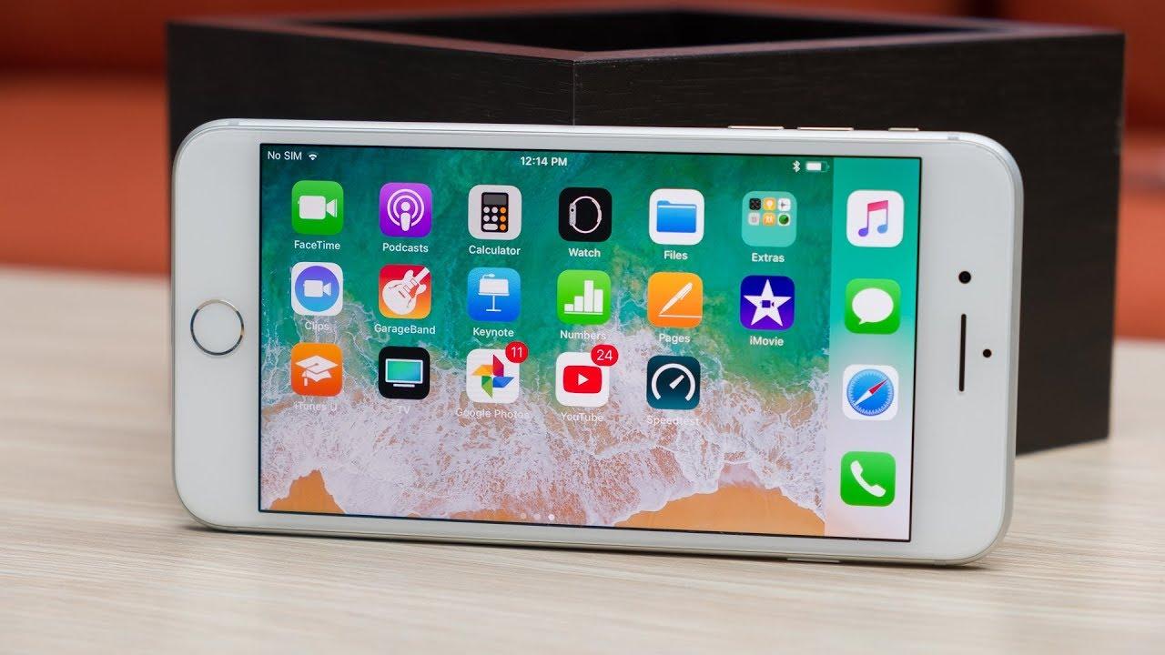 Nhiều nguyên nhân có thể khiến iPhone 8 Plus chập nguồn,  mất nguồn