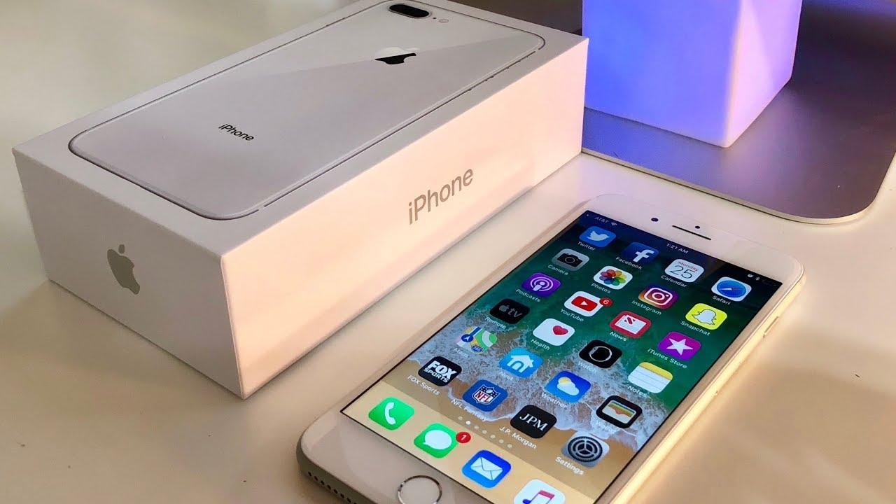 iPhone 8 Plus loạn cảm ứng và khá gây khó khăn cho người dùng