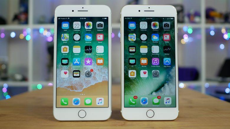 Dịch vụ thay màn hình iPhone 8 Plus tại trung tâm Caremobile