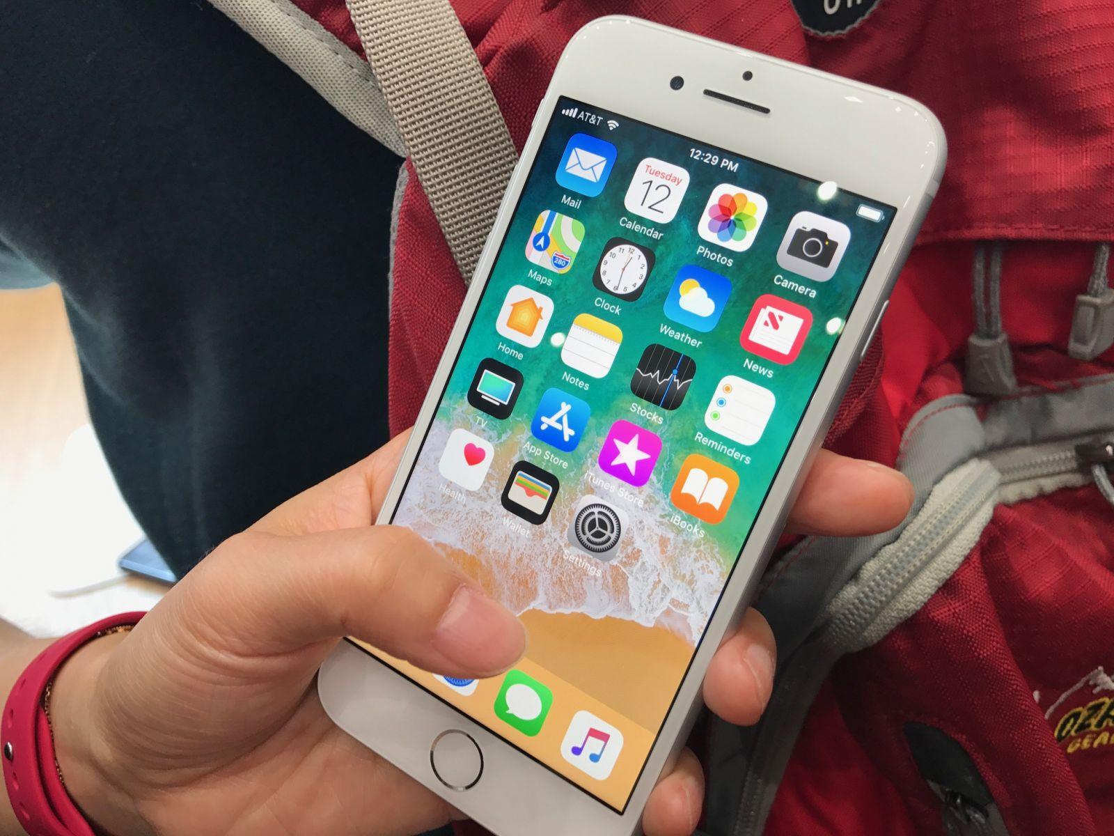Caremobile nhận sửa iPhone 8 có sóng không gọi được