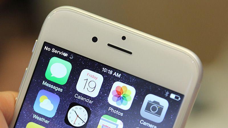 Hiện tượng iPhone 7, 7 Plus mất sóng không còn hiếm gặp hiện nay.