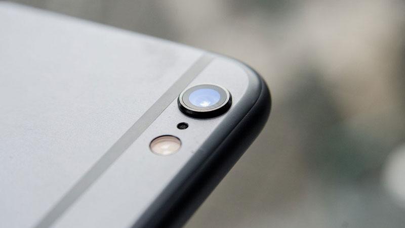 Thay kính camera iPhone 6 trong vòng 20 phút tại Caremobile.