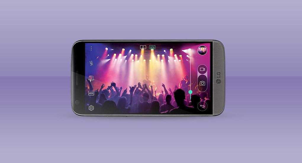 Dịch vụ thay mic LG G5