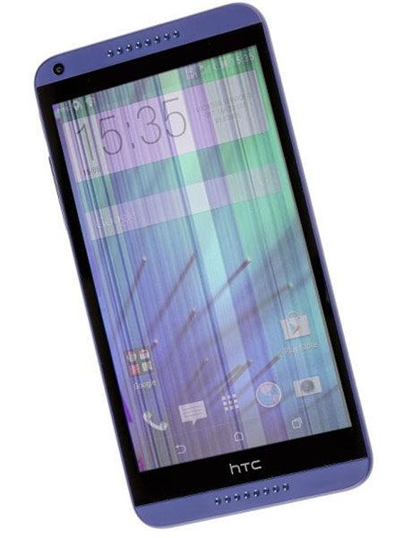 HTC 10 Evo bị sọc màn hình