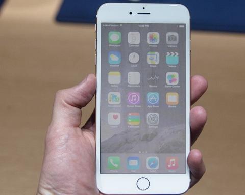 Hiện tượng màn hình iPhone 6S bị ám vàng và mờ màn hình dần dần khi sử dụng