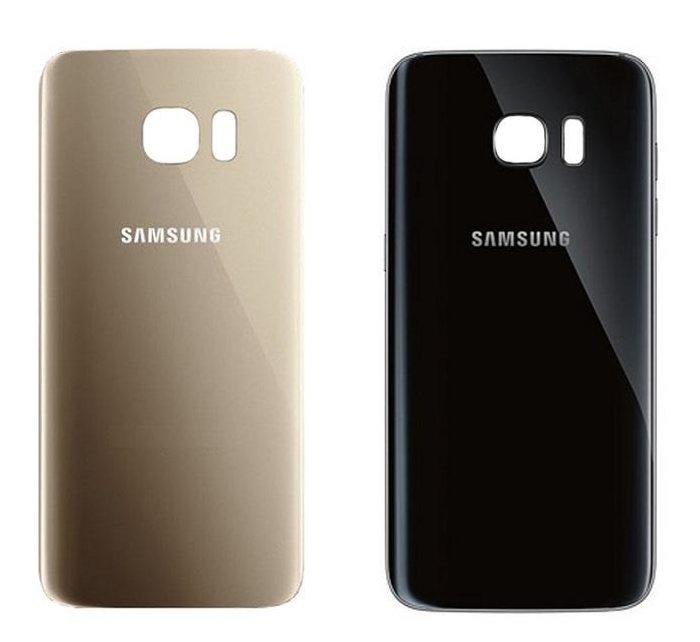 Nắp lưng Samsung S7 Edge thay thế cho khách hàng: Zin, chính hãng Samsung.