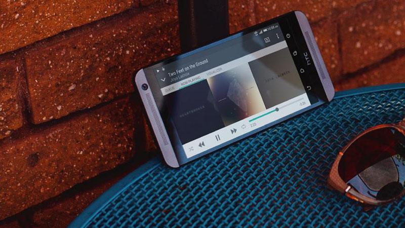 Pin HTC có vấn đề thì trải nghiệm của bạn cũng ảnh hưởng.