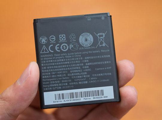 Thay pin HTC U Play chính hãng, giá rẻ tại Trung tâm Caremobile.
