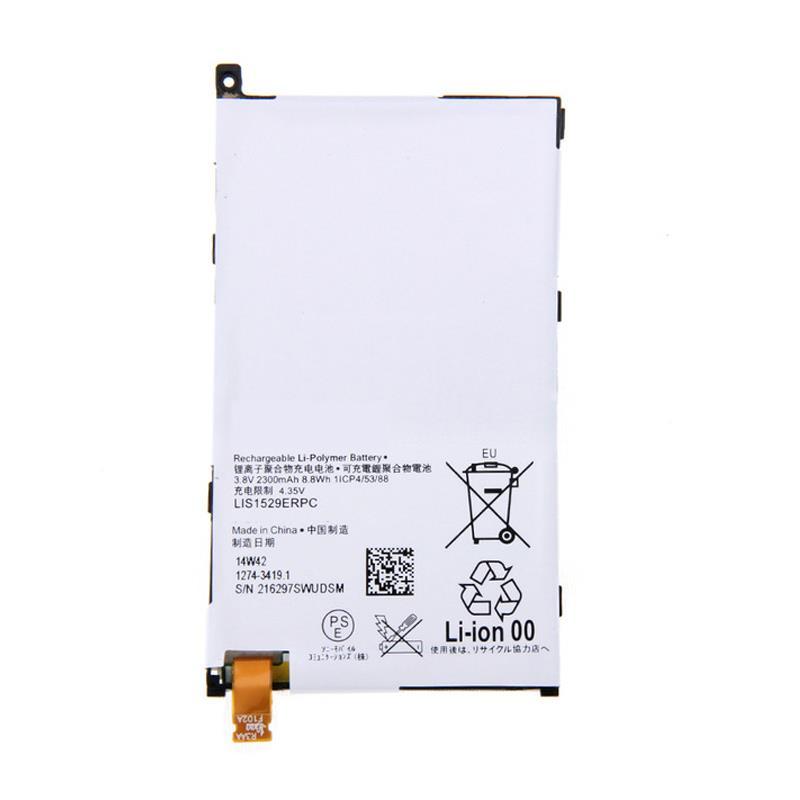 Thay pin Sony Z1 Mini