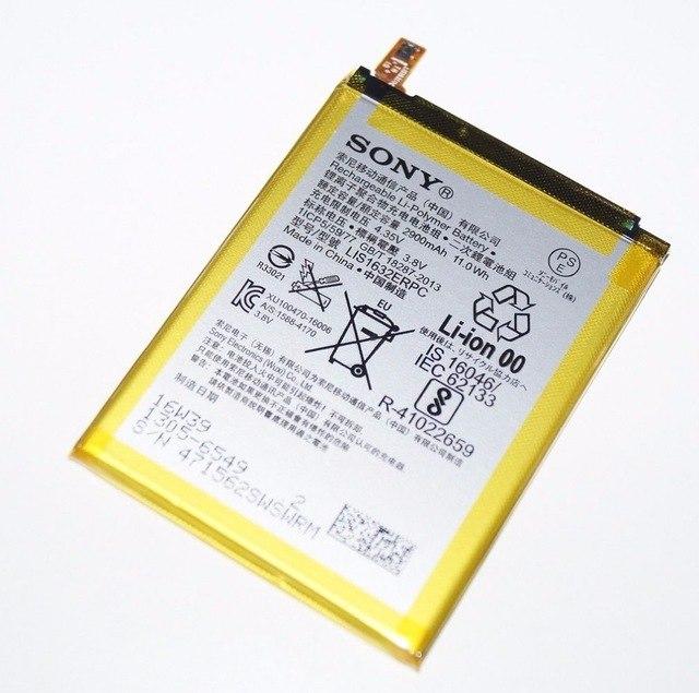 Thay pin Sony XZS