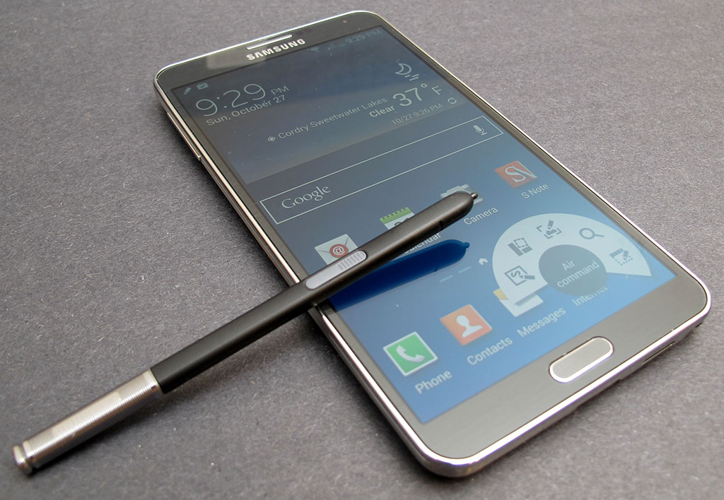 Dịch vụ thay loa Samsung Note 3
