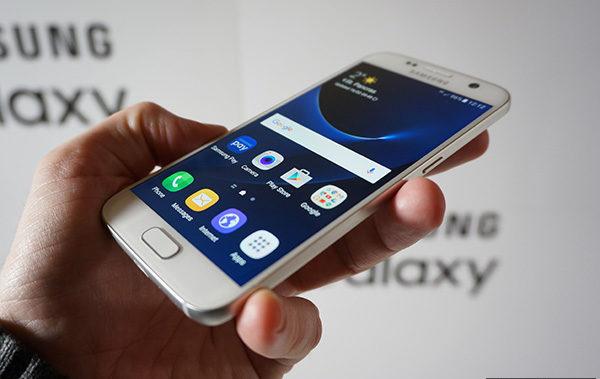 Thay màn hình Samsung S7 chuẩn Zin như màn bóc máy của bạn