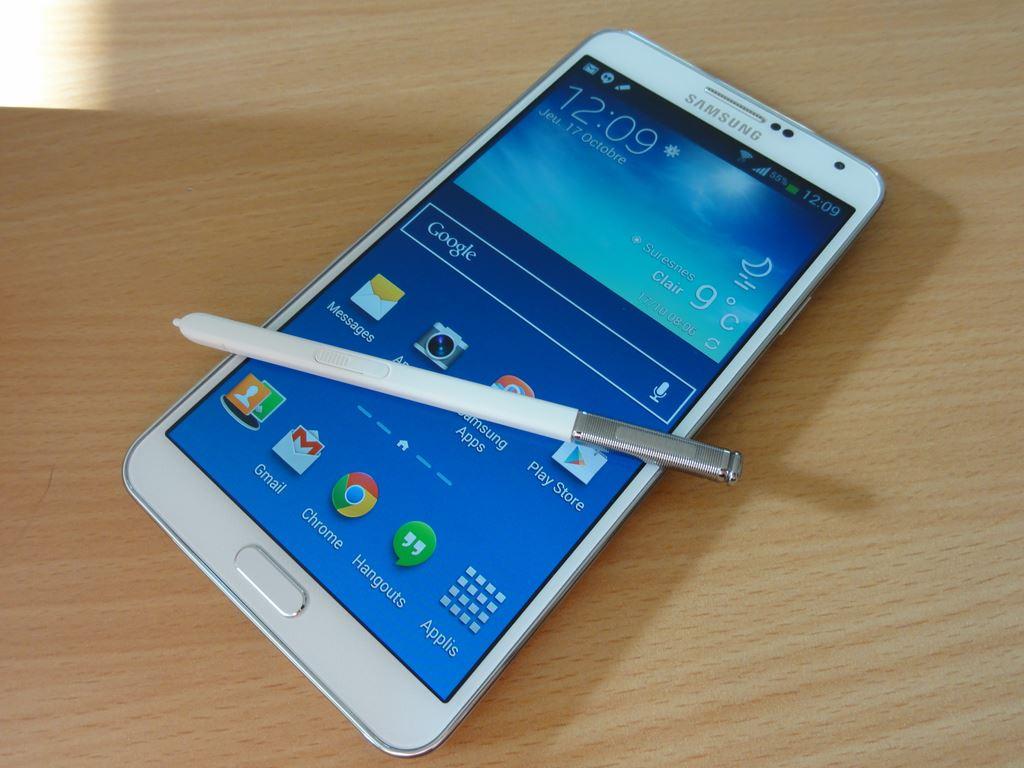Có nhiều trường hợp lỗi cả loa trong và loa ngoài Samsung Note 3