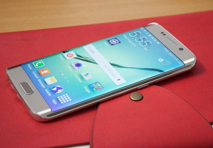 Sửa Samsung S6 Edge bị lỗi sọc màn hình
