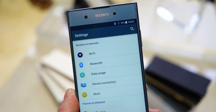 Wifi Sony XA1, XA1 Ultra, XA1 Plus bị lỗi rồi, cần xử lý như thế nào?