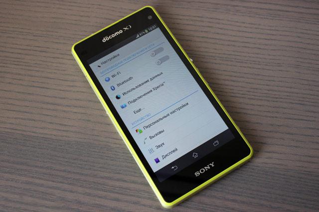 Dịch vụsửa Sony Z1 Mini không lên nguồn giá rẻ tại Caremobile