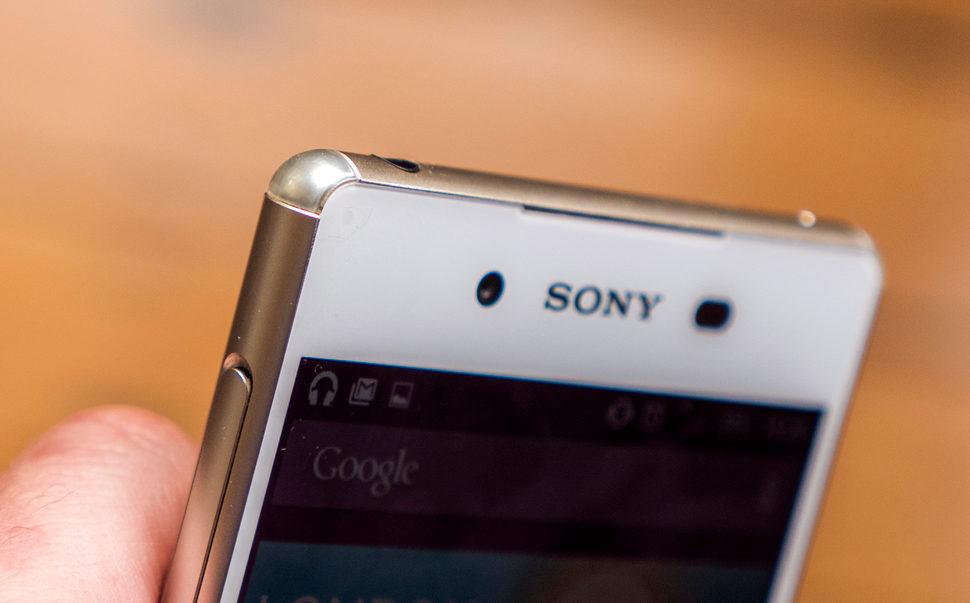 Hiện tượng Sony Z5 mất mic, lỗi mic và cần thay mic mới.