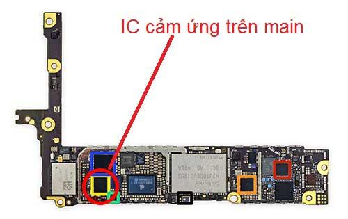 IC cảm ứng iPhone 5S
