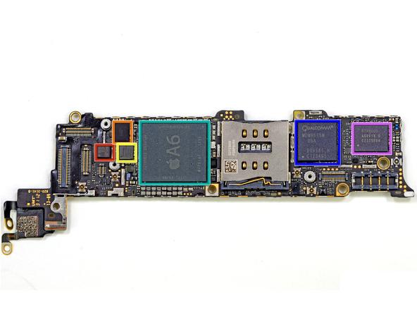 Thay IC sạc iPhone 5s