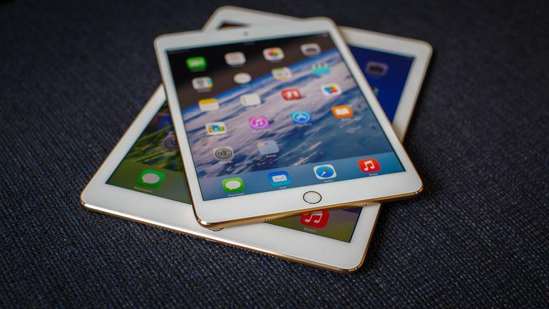 Khi nào phải thay kính cảm ứng iPad Mini 3