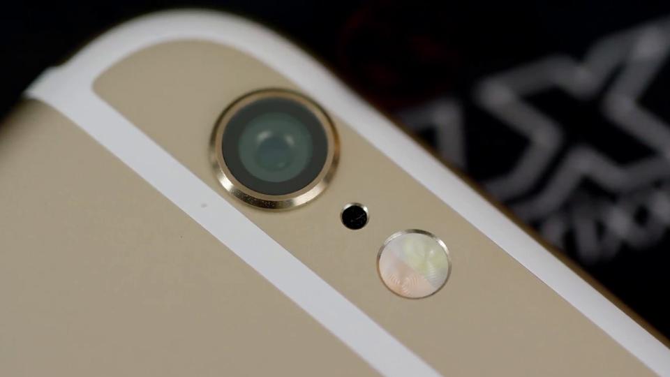 Thường thì rơi rớt mới gây vỡ kính camera iPhone 6, 6s