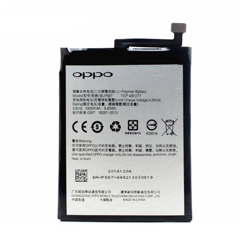 Thay pin Oppo F1S & tất cả các model Oppo chính hãng tại Caremobile