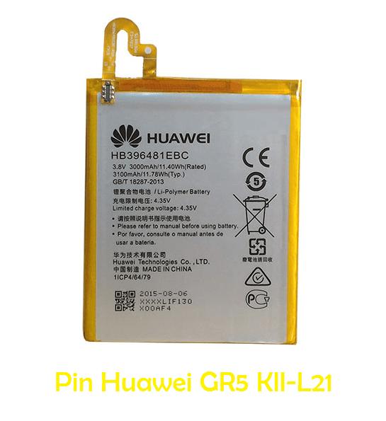 Thay pin Huawei GR5