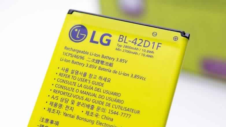 Dịch vụ thay pin LG G5 tại trung tâm Caremobile