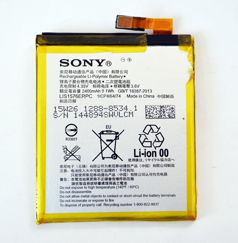 Pin Sony C5