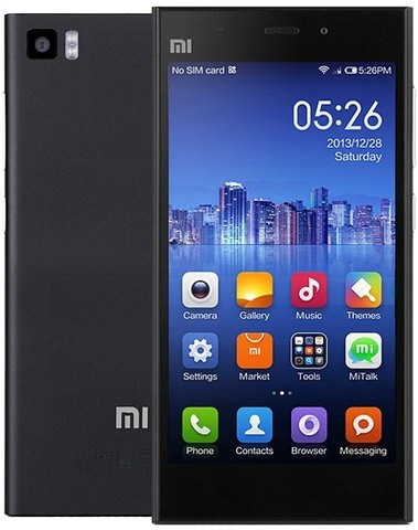 Dấu hiệu cần sửa Xiaomi M2, Mi 3 lỗi  nguồn.