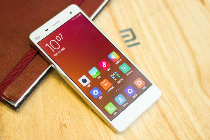 Hiện tượng Xiaomi Mi 4 mất nguồn và cần sửa chữa ngay.