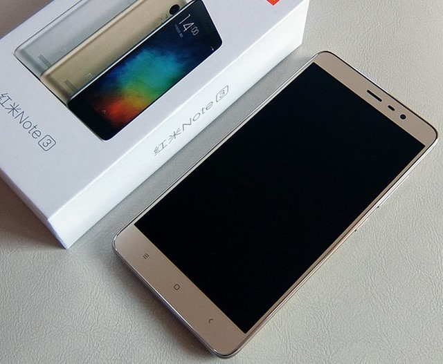 Thay mặt kính Xiaomi Redmi Note 3 Pro giá rẻ, lấy ngay tại Hà Nội