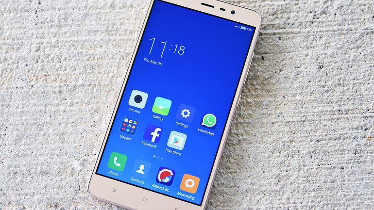 Thay mặt kính Xiaomi Redmi Note 3 Pro