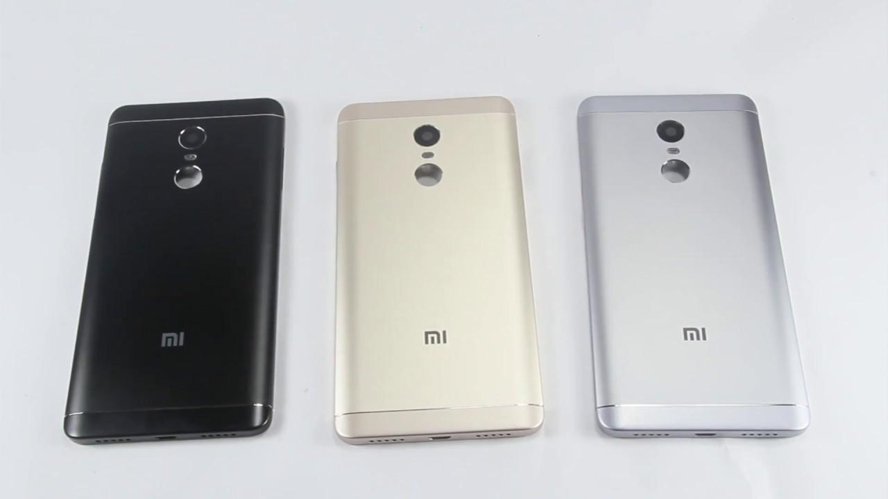 Thay vỏ Xiaomi Redmi Note 4
