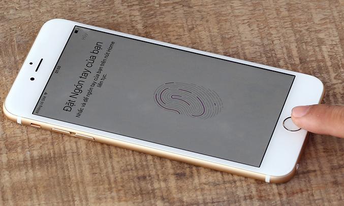 Lý do khiến iPhone 6S mất vân tay, lỗi vân tay