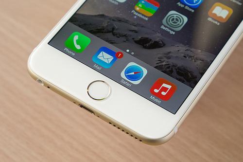Sửa, thay nút home iPhone 6 tùy vào nhu cầu của người dùng