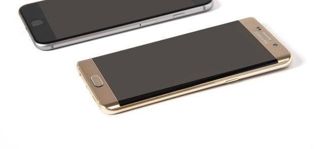 Sửa Samsung S6 Edge Plus mất sóng